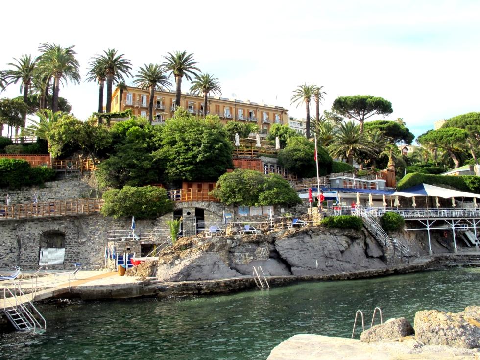 hotel continental santa margherita ligure panorama recensione blog